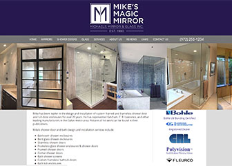 Mike's Magic Mirror & Glass